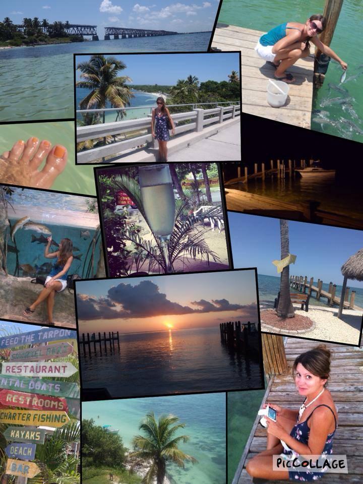 Florida Keys Collage