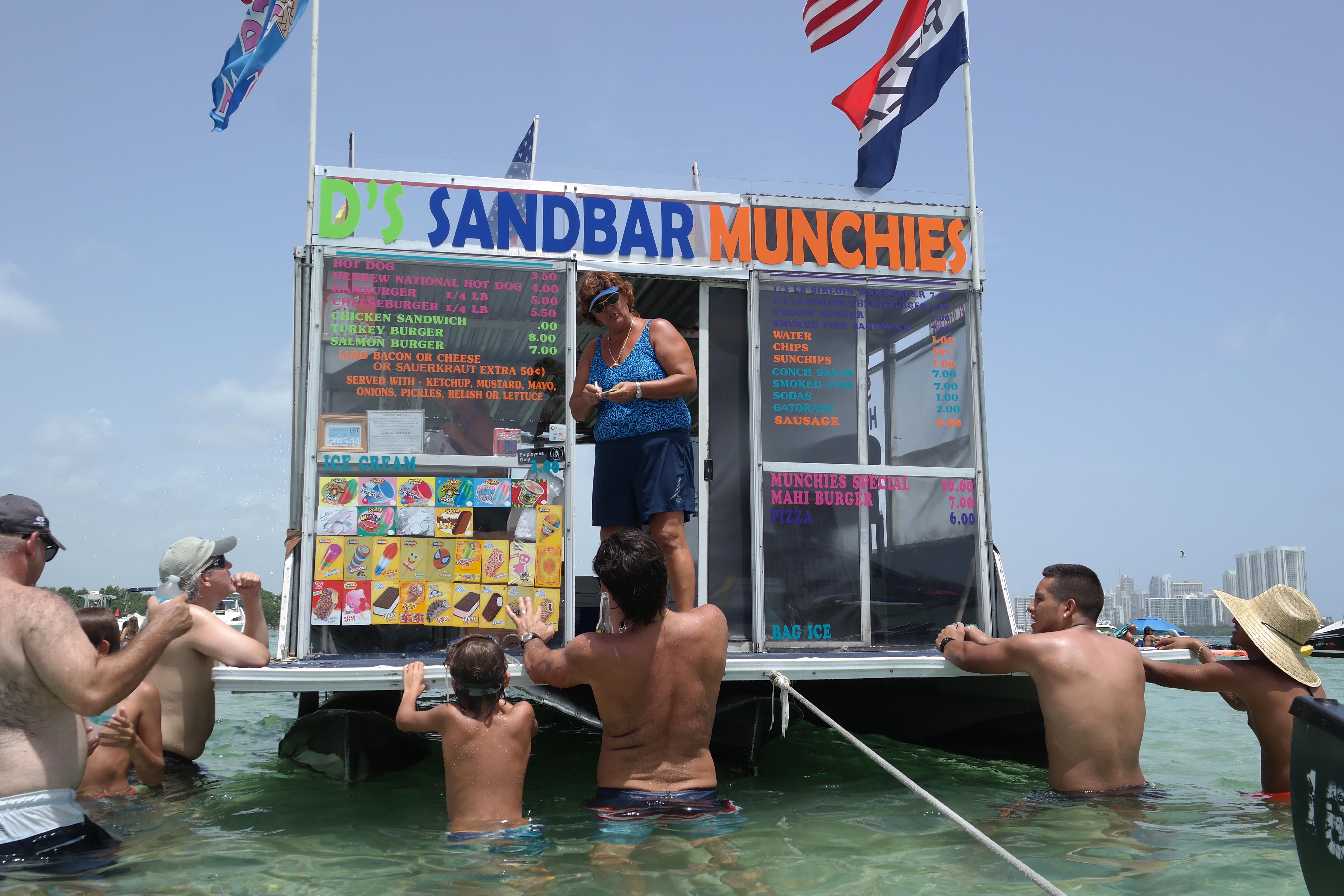 D's Sandbar Munchies