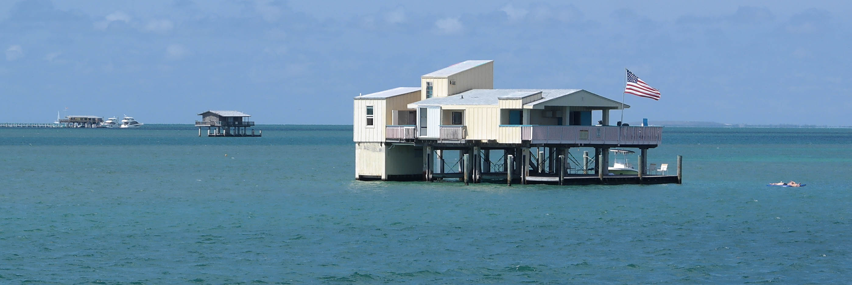 Stiltsville Houses