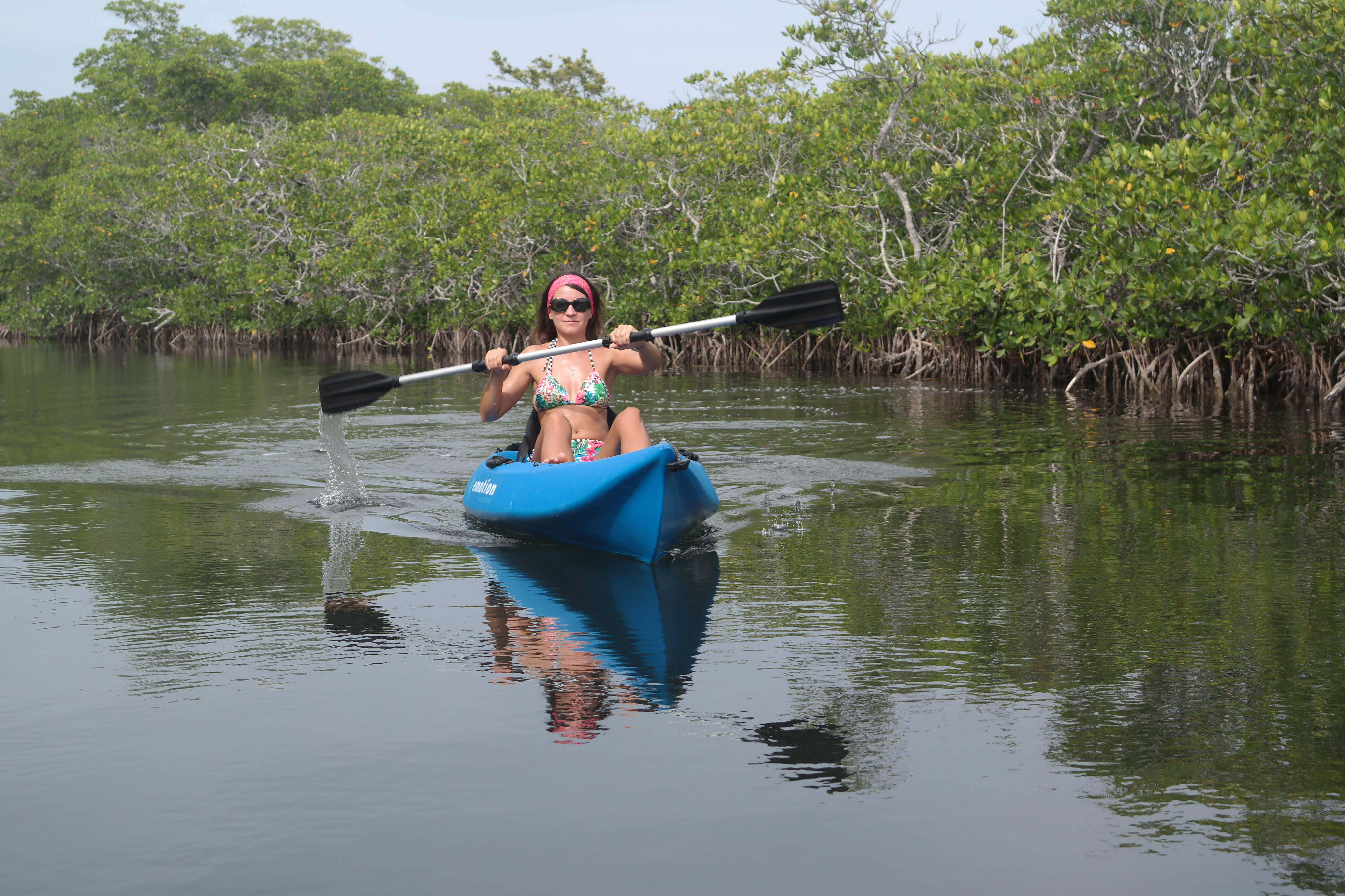 John Pennekamp Kayaking