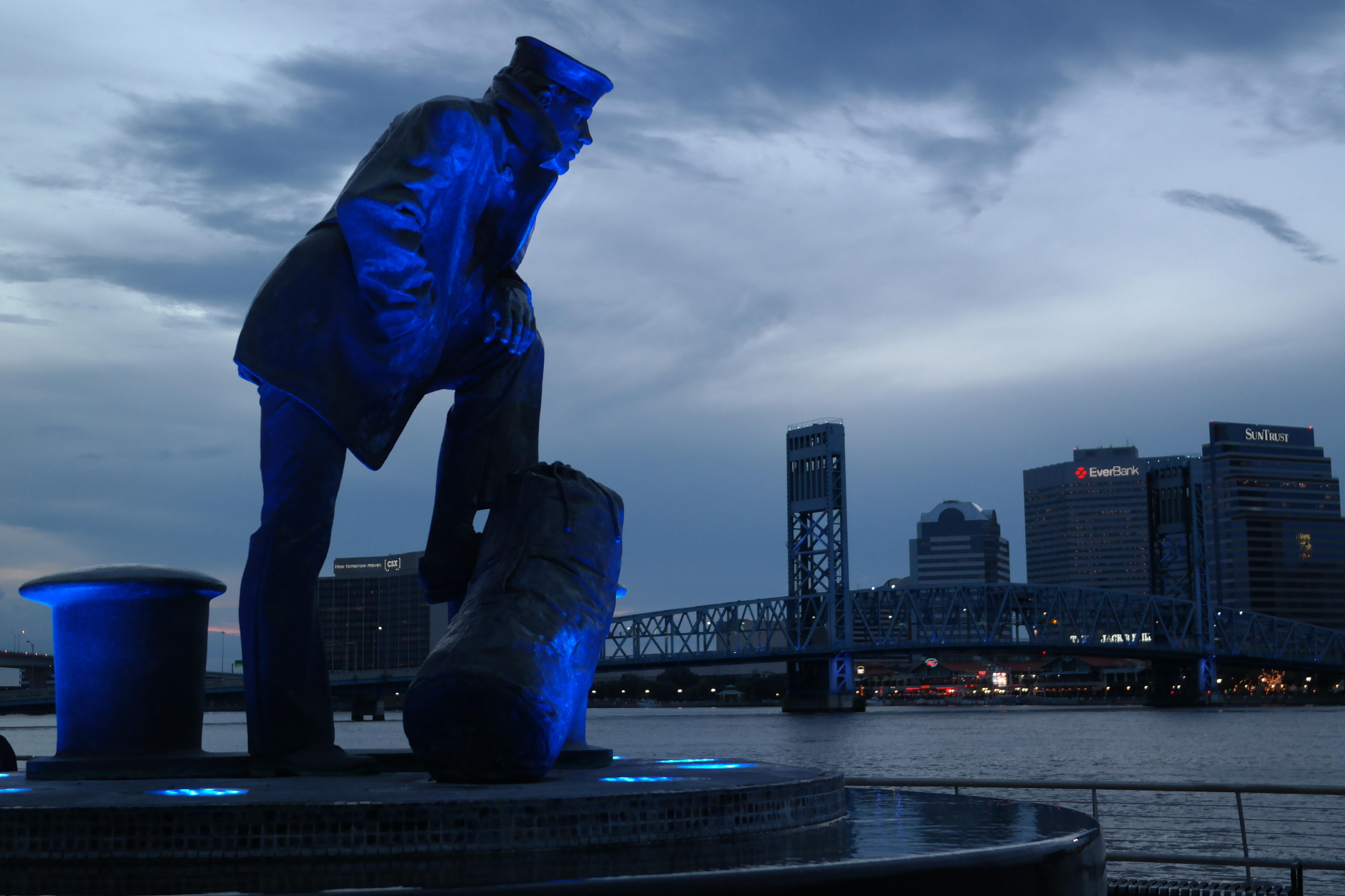 Lone Sailor Jacksonville