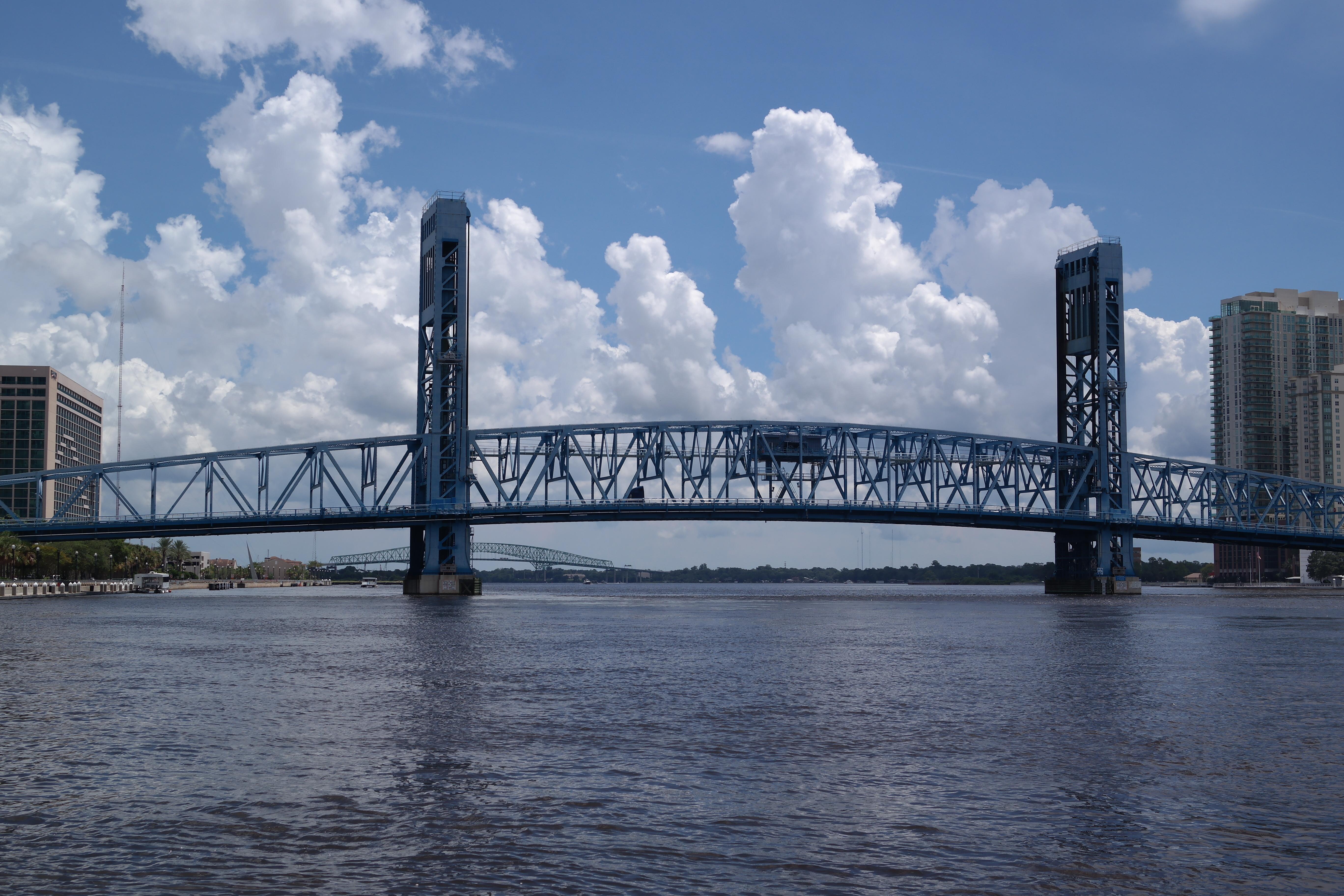 Jacksonville Landing View