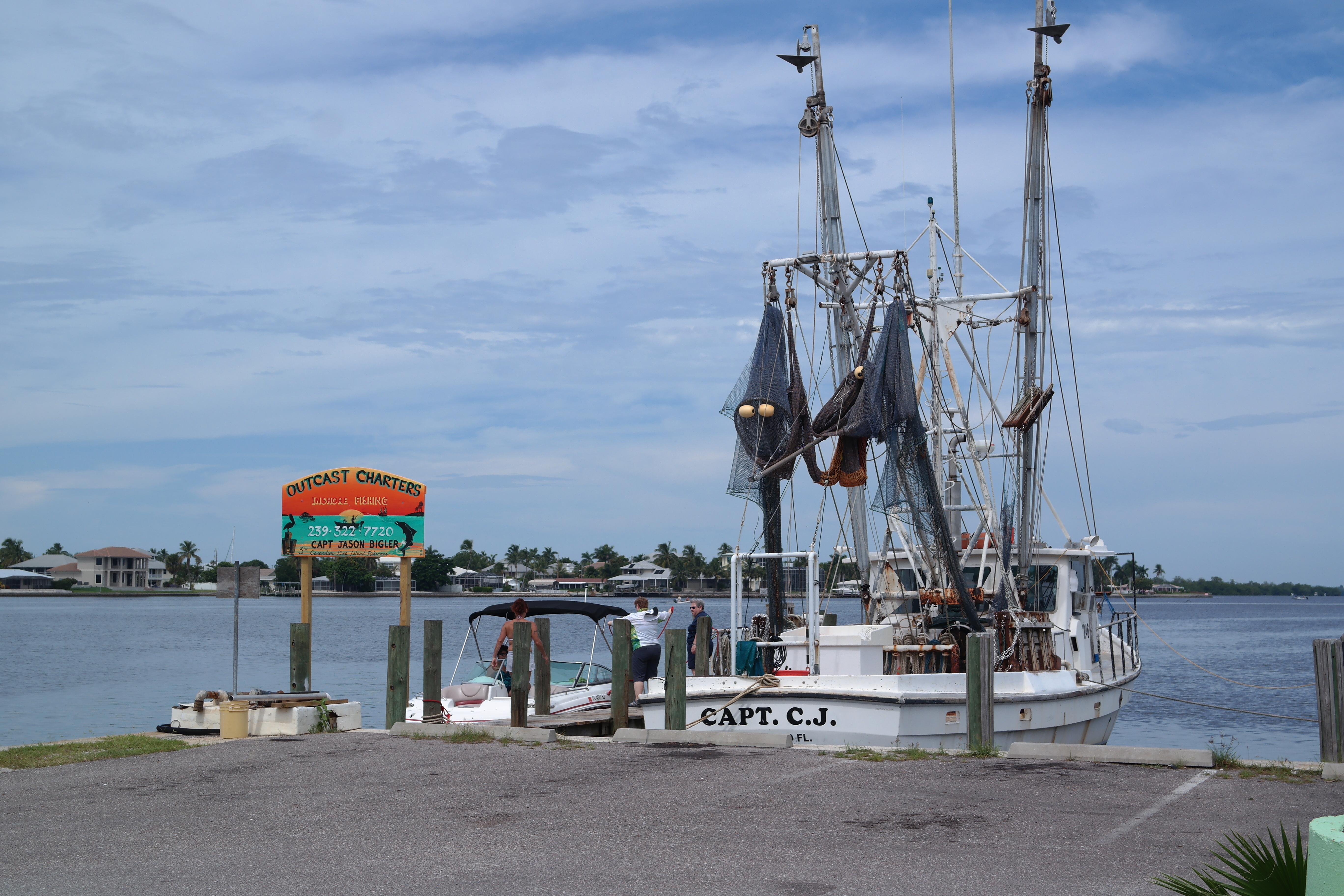 Island Seafood Matlacha
