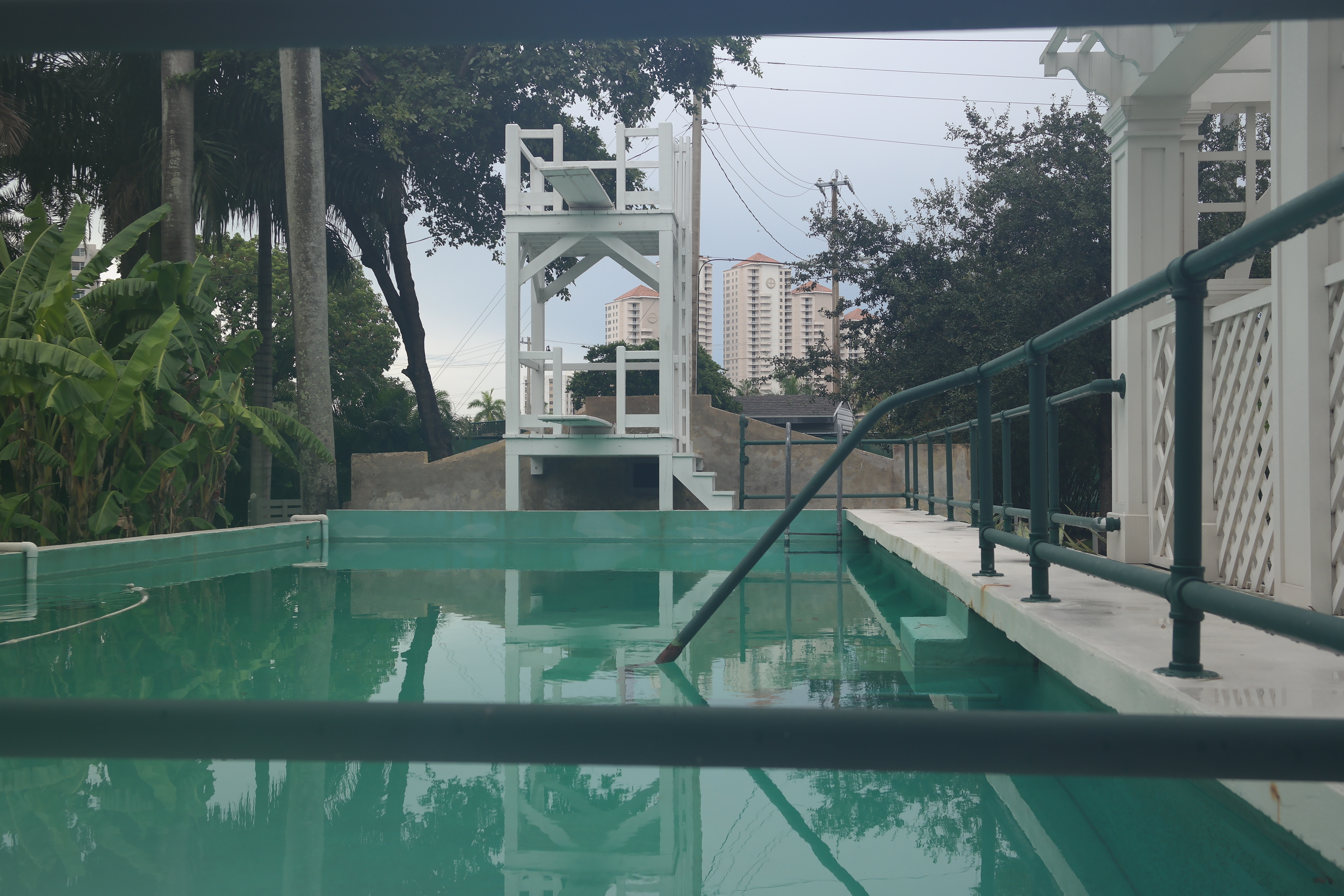 Edison Winter Estates Pool