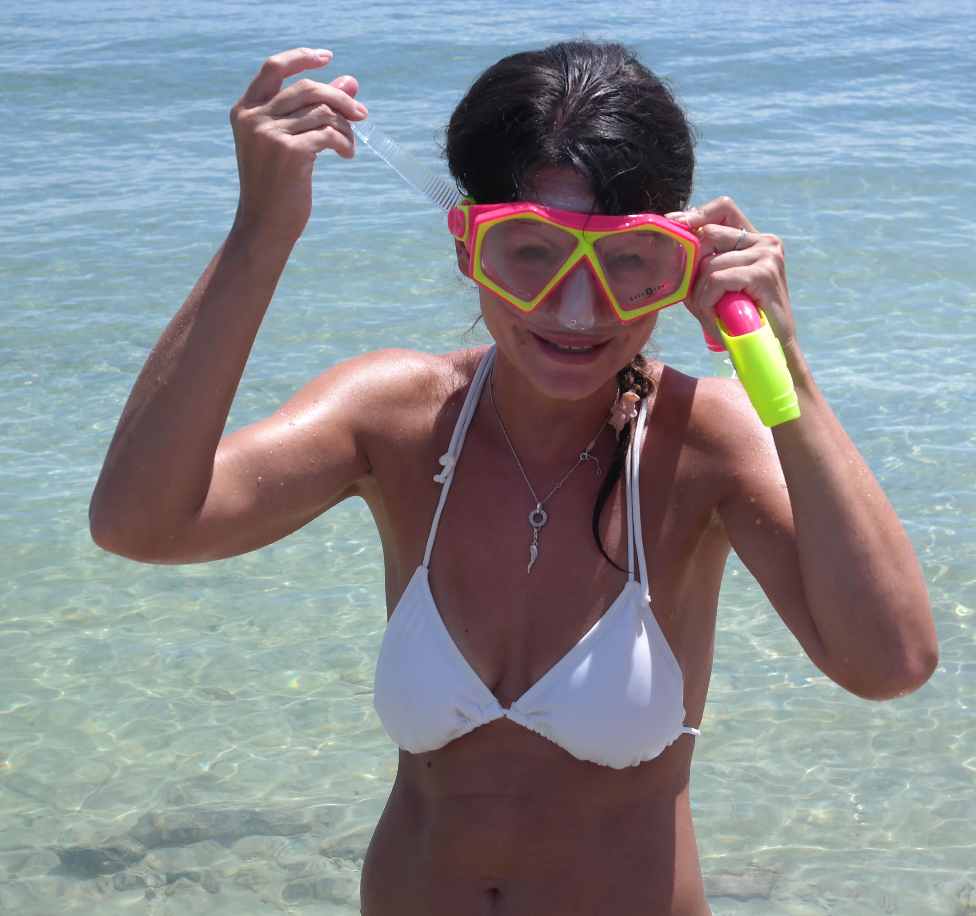 Snorkeling Biscayne Bay
