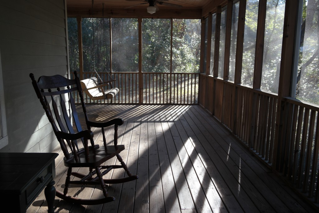 Fanning Springs Cabin