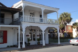 Historic Buildings Cedar Key