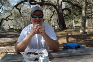 Barbecue At Manatee Springs