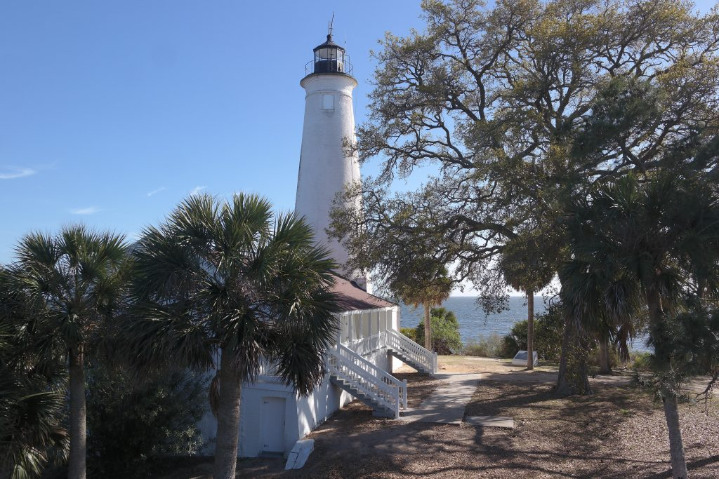 St Marks' Refuge Lighthouse