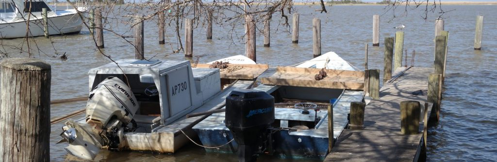 Apalachicola Oyster Boats