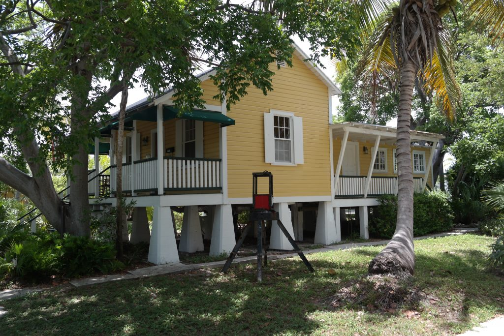 Historic House Pigeon Key