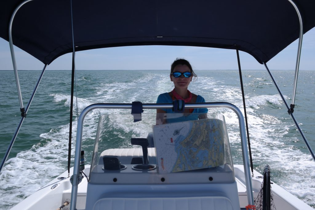 Caloosa Marina Boat rental