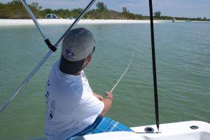 Fishing off cape romano