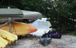 Delnor Wiggins Kayak Launch