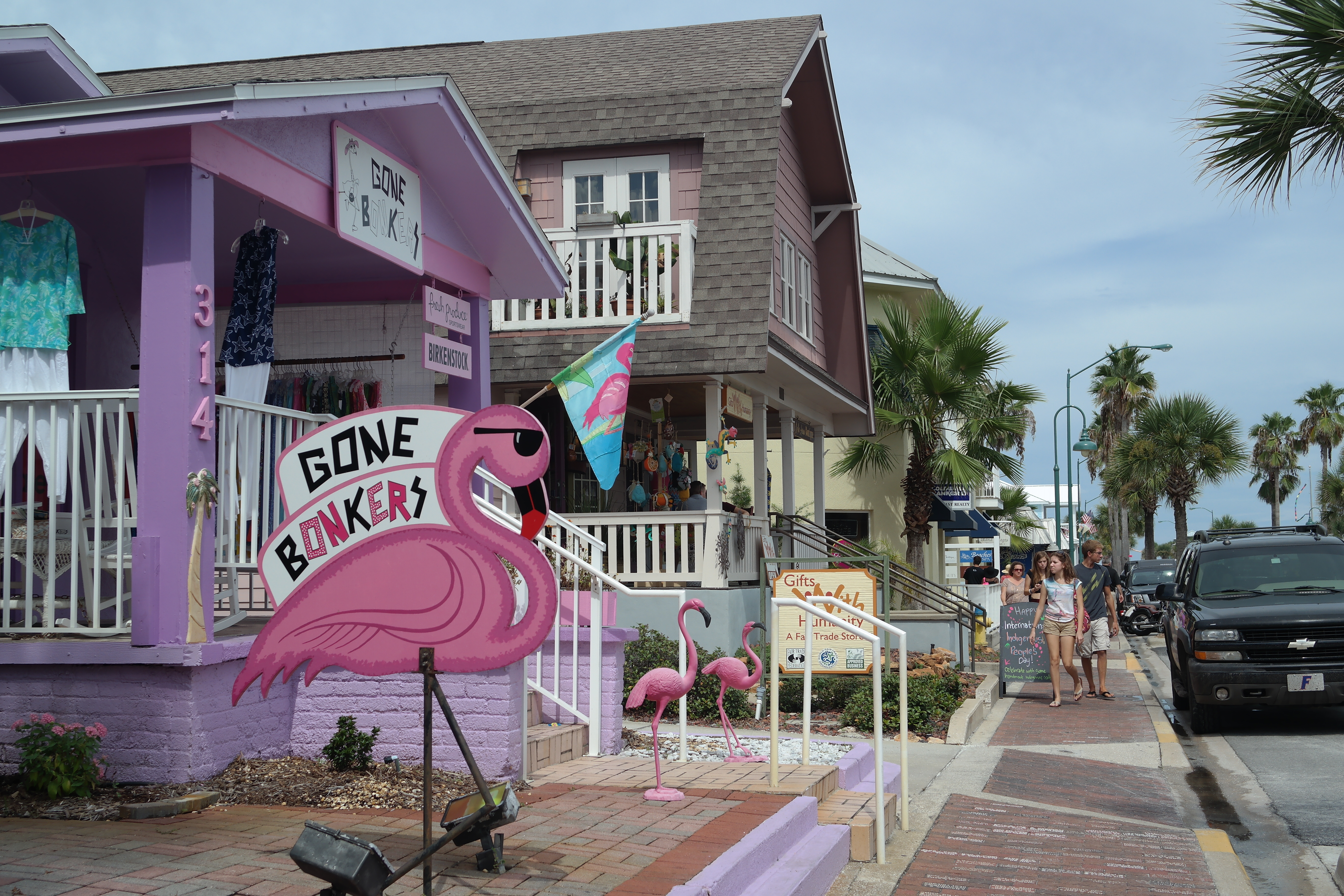 New Smyrna Beach Downtown The Best Beaches In World