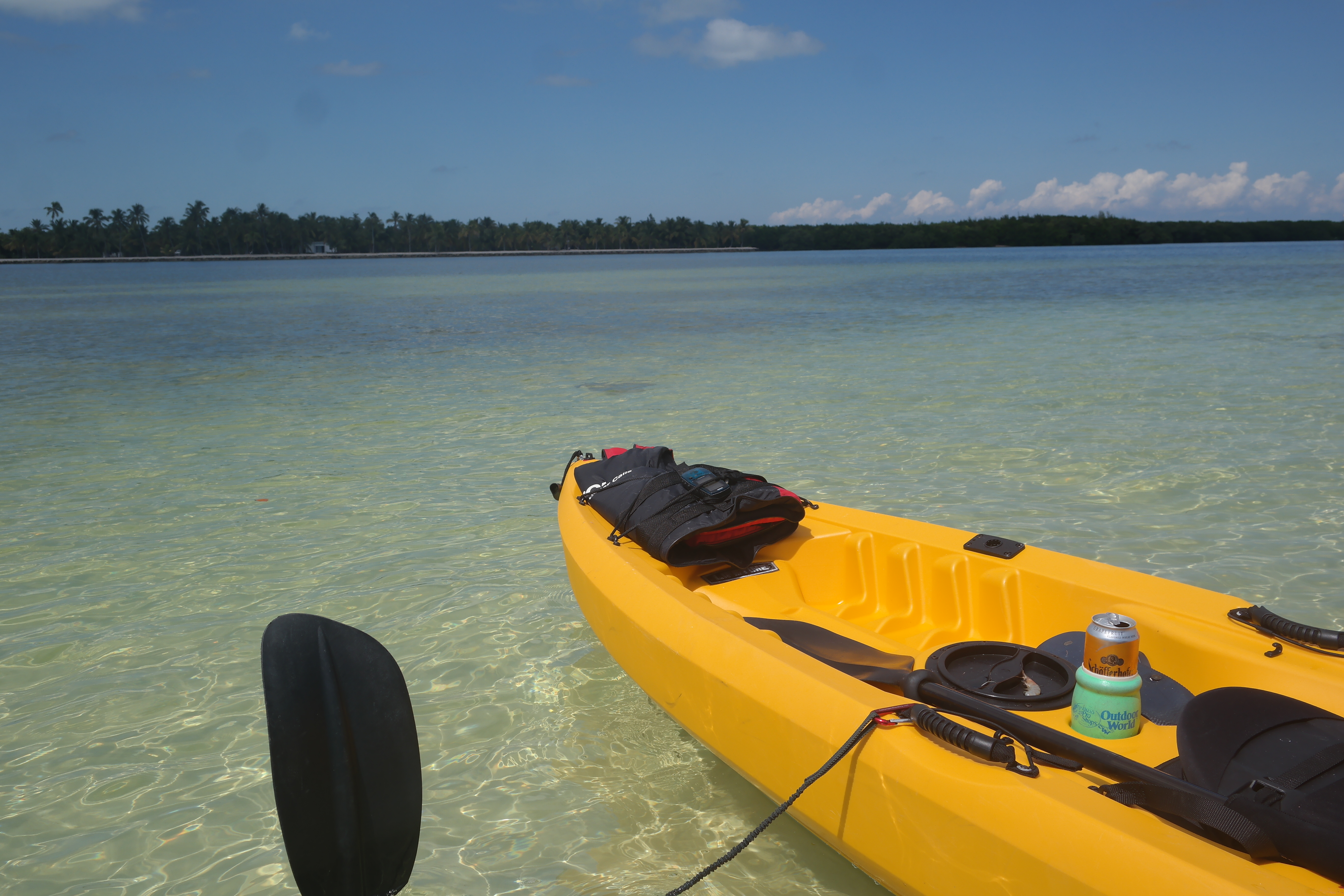 Marathon – Secret Sandbars And Kayak Fishing In The Florida