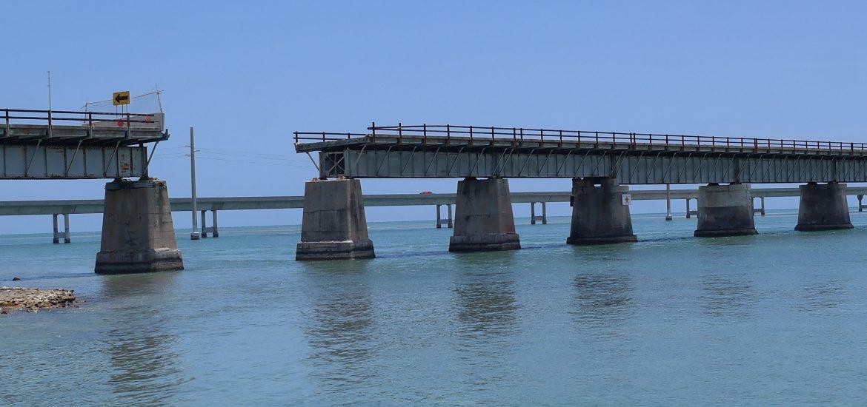 Seven Mile Bridge Old 49